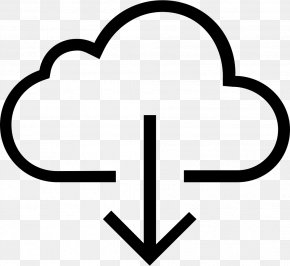 Cloud Computing Icon Transparent - Download Clip Art Computer File PNG