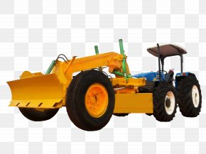 Tractor - Komatsu Limited CNH Global Tractor Agricultural Machinery Heavy Machinery PNG
