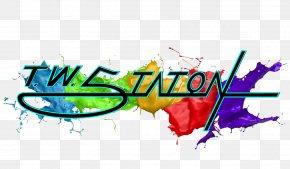 Splash Ink Painting - Logo Desktop Wallpaper Brand Font PNG