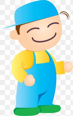 Happy Kids Cartoon - Cartoon Child PNG