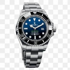 Rolex - Rolex Sea Dweller Rolex Submariner Rolex Datejust Watch PNG
