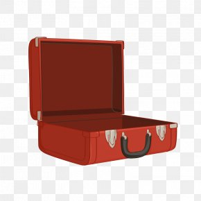 Suitcase - Suitcase Travel Baggage PNG