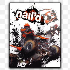 Nail Posters - Nail'd PlayStation 3 Xbox 360 PlayStation 4 Video Game PNG