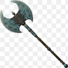 Reed Instrument Throwing Axe - Wind Cartoon PNG
