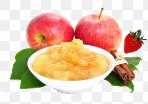 Apple Fruit FIG. - Apple Muesli Strawberry Fruit PNG