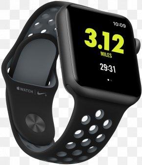 Apple Watch Series 3 - Apple Watch Series 2 Apple Watch Series 3 Nike+ PNG