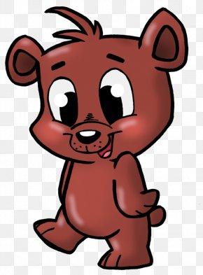 Cartoon Bear Cub - Brown Bear American Black Bear Cartoon Clip Art PNG