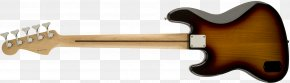 Bass Guitar - Fender Jazz Bass V Fender Standard Jazz Bass Bass Guitar Squier Fingerboard PNG