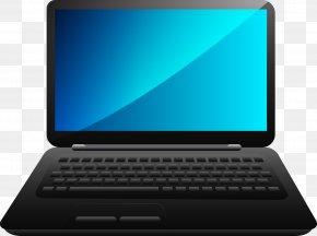 Vector Hand-drawn Laptop - Laptop Netbook Hewlett Packard Enterprise Computer Hardware Computer Monitor PNG