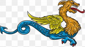 Creature - Chinese Mythology Clip Art PNG