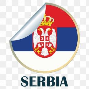 Flag - Flag Of Serbia Kingdom Of Serbia National Flag PNG
