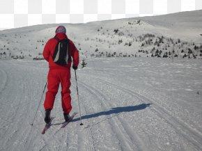 Winter Skiing - Ski Mountaineering Ski Binding Alpine Skiing Piste PNG