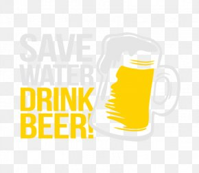 Rectangle Shape - Beer Label Drinking Water PNG