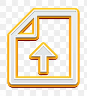 Sign Sheet Icon - Document Icon File Icon Filetype Icon PNG