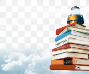 Book - Knowledge Sky Poster Euclidean Vector PNG