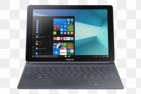 Laptop - Samsung Galaxy Tab S3 Samsung Galaxy Book 10.6 Laptop Samsung Galaxy Book 12 PNG