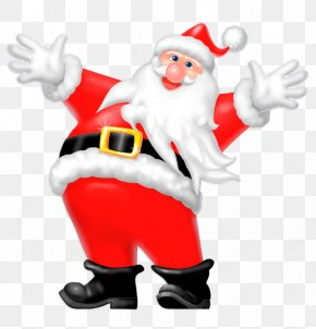 Santa Claus - Santa Claus Village Easter Bunny Tooth Fairy Christmas Day PNG