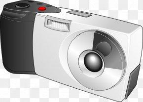 Camera Digital Cliparts - Digital Cameras Clip Art PNG