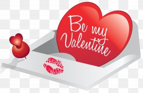 Be My Valentine PNG Clipart Picture - Valentine's Day Heart Dating Clip Art PNG