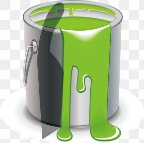 Paint Decoration Design Creativity - Paint Computer File PNG