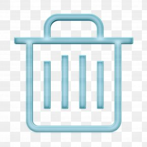 Logo Aqua - Can Icon Delete Icon Recycle Icon PNG