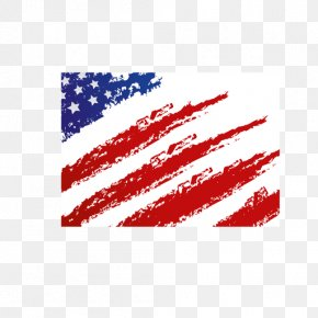 American Flag - Flag Of The United States United States Declaration Of Independence Independence Day PNG