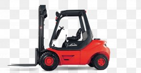 Linde Material Handling - Forklift Linde Material Handling The Linde Group Machine Electric Motor PNG