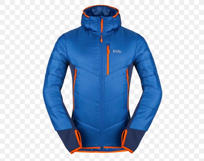 Hoodie Jacket Waistcoat Polar Fleece PrimaLoft, PNG, 650x650px, Hoodie, Blue, Bluza, Clothing, Coat Download Free