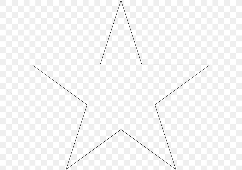Star Polygon Line Art, PNG, 606x575px, Star, Area, Black And White, Leaf, Lecture Download Free