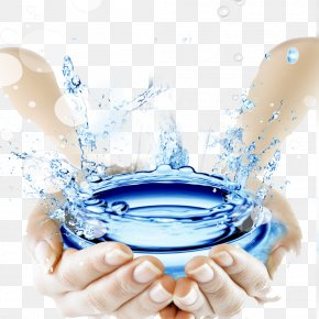 Holding Water - Water Treatment Water Efficiency Wallpaper PNG