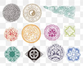 China Creative Wind - History Of China Motif Clip Art PNG