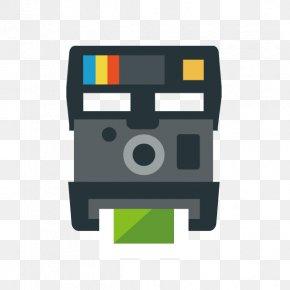 Flat Photo Printer - Printer Flat Design PNG