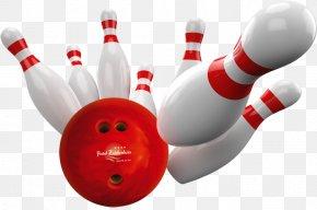 Bowling Ball Clipart - Ten-pin Bowling Bowling Pin Strike Bowling Balls PNG