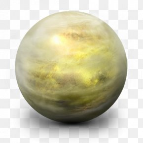 Planet - Solar System Planet Saturn Icon PNG