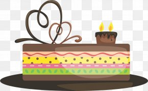 Chocolate Cake - Birthday Cake Chocolate Cake Tiramisu Cupcake PNG