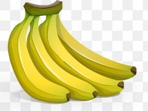 Banana Cliparts - Banana Bread Banana Cake Clip Art PNG