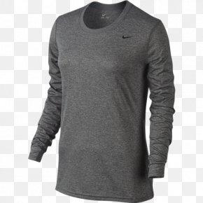 T-shirt - Long-sleeved T-shirt Dri-FIT PNG