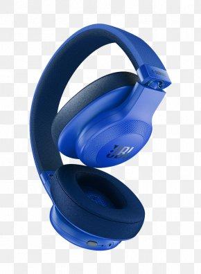 Blue Headphones - Headphones Microphone Phone Connector Apple Earbuds PNG