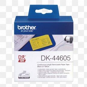 Product Label - Paper Adhesive Tape Label Printer Printing PNG