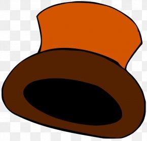 Brown Hat Cliparts - Party Hat Top Hat Cowboy Hat Clip Art PNG