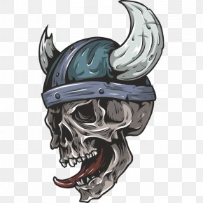 Bicycle Helmets - Bicycle Helmets Wall Decal Skull Bumper Sticker PNG