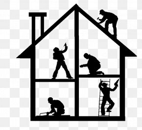 House - Home Repair Home Improvement House Real Estate Renovation PNG