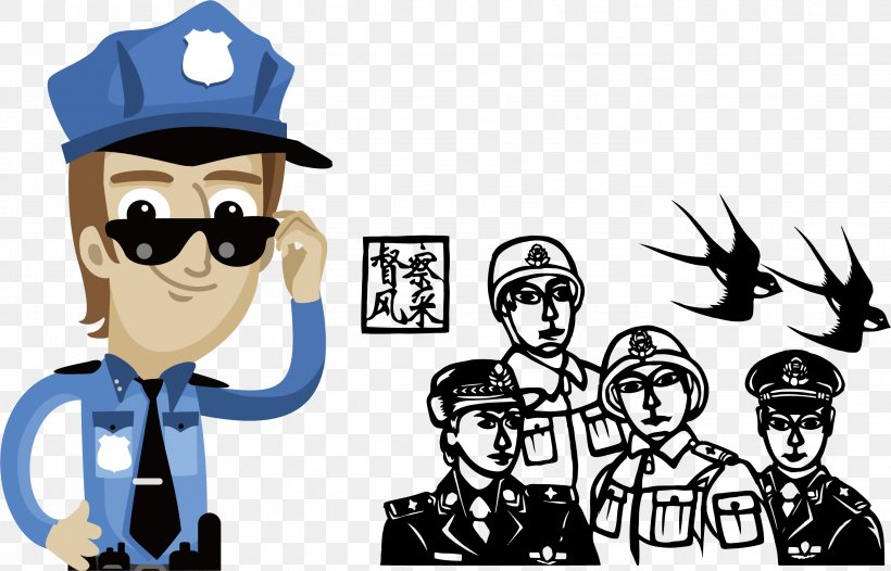 Police Officer Download, PNG, 2798x1795px, Police Officer, Art, Cartoon, Cool, Coreldraw Download Free