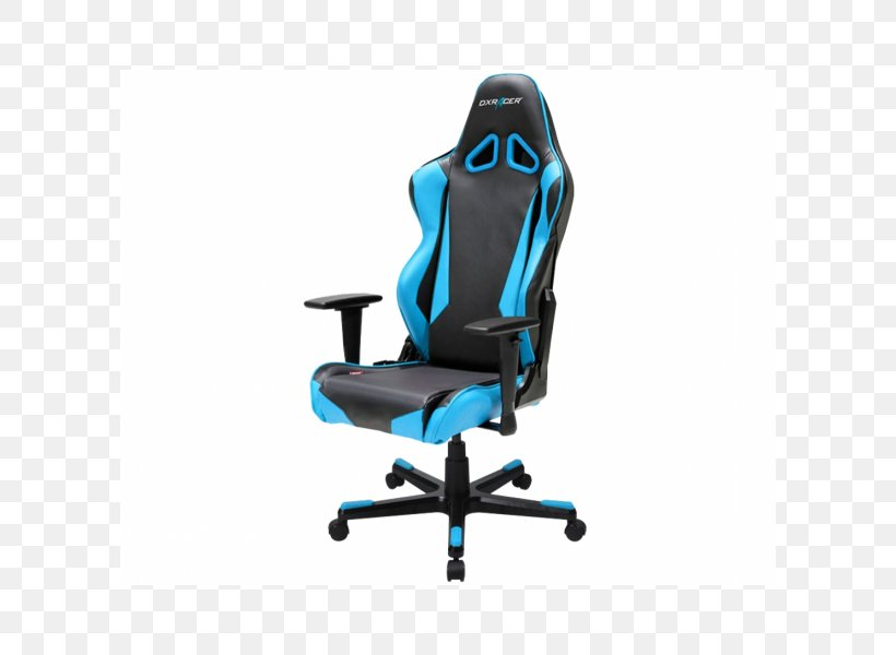 Auto Racing Office & Desk Chairs Gaming Chair DXRacer, PNG