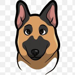 German Shepherd Cartoon - Dog Breed German Shepherd Puppy White Shepherd Bulldog PNG