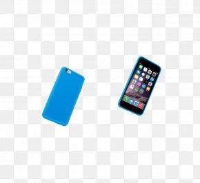 Blue Phone Case - Molding Feature Phone Plastic Phenol Formaldehyde Resin Shanshacun PNG