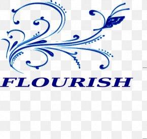 Flourish - Borders And Frames Floral Design Clip Art PNG
