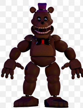 Fixed - Five Nights At Freddy's: The Twisted Ones Digital Art Social Media PNG