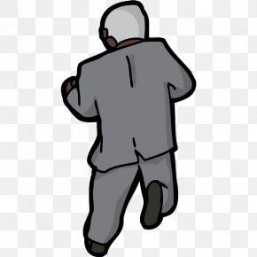 Running Man - Running Clip Art PNG