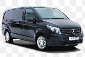 Mercedes Benz - Mercedes-Benz Vito Mercedes-Benz Sprinter Car Minivan PNG